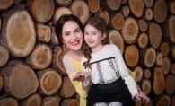 Vera Nastasiu, despre asteptarile de la fetita sa, Gloria: