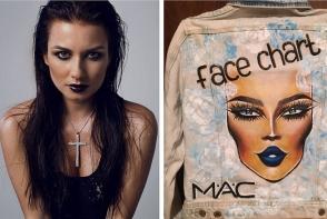 Diana Costiuc transforma hainele in opere de arta. Tu ai purta aceste piese vestimentare inedite? VIDEO