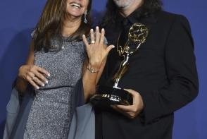 Cerere in casatorie senzationala la Premiile Emmy 2018. Afla cine e cuplul curajos - VIDEO