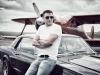 Pilotul de avion, Andrei Angheliu, are o colectie impresionanta de masini retro. Vitezomanul se mandreste cu un Ford Mustang din anul 1967 - VIDEO