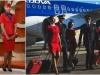 Poate sau nu sa devina insotitoare de bord o tanara cu forme voluptoase? Afla raspunsul de la stewardesa Valentina Popa - VIDEO