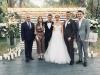 Primele imagini de la nunta Lidiei Isac! Mirii si-au surprins invitatii cu un dans spectaculos - VIDEO