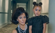 North West, debut pe podium! Iata cum a defilat fiica cea mare a lui Kim Kardashian - VIDEO