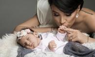 A nascut in urma cu 2 luni si arata impecabil. Adelina Pestritu, despre dieta: