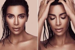Kim Kardashian, din nou goala! Aceasta fotografie a strans 1 milion de like-uri in cateva ore - FOTO