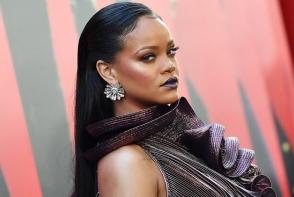 Problemele se tin scai de Rihanna. Politia i-a inconjurat din nou casa - FOTO