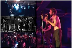 Dupa o perioada de pauza, trupa Labba Trissta a revenit pe scena cu un concert inedit! Aparitia lui Ronin Terente a uimit publicul - VIDEO