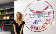 Silvia Petrov, gazda emisiunii Gusturile se discuta, i-a spus invitatei sale ca are o rochie oribila! Cine este artista si cum arata tinuta ei? VIDEO