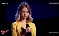 """Eva Timush, aparitie fascinanta la Vocea Romaniei. Smiley: """"Mama draga! Eva, asta tu esti?"""" - VIDEO"""
