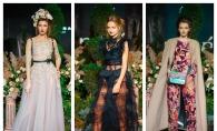 De la rochii elegante si rafinate, la tinute bizare si extrem de indraznete! Vezi cu ce a uimit cea de-a III-a editie a Prive Fashion Events - FOTO