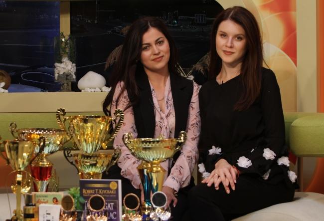 """Gabriela Ciribas si Iuliana Svatuica au participat la campionatul """"Nevskie Berega"""": """"Nu ne-a interesat care sunt premiile, a fost insasi indeplinirea visului nostru"""" - VIDEO"""