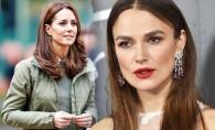 Keira Knightley o critica dur pe Kate Middleton! Care este motivul? FOTO