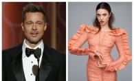 Brad Pitt a facut o noua cucerire! Tanara are 23 de ani si este fiica unei celebre actrite - FOTO