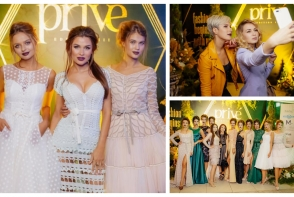 Prive Fashion Events, cel mai sofisticat eveniment de moda de la noi. Designerii autohtoni au adeverit asteptarile vedetelor? VIDEO