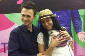 Nata Albot si Andrei Bolocan au devenit parintii unui baietel! Jurnalista a nascut in Canada - FOTO