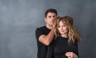 Fetita Laurei Cosoi cucereste internetul! Cum arata Rita la 4 luni - FOTO