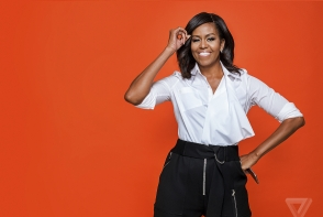 Michelle Obama, cea mai stylish fosta Prima Doamna a Statelor Unite. Iata cu ce tinuta a uimit de aceasta data - VIDEO