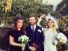 Katalina Rusu s-a maritat! Incredibil ce tinute de mireasa a avut artista - FOTO