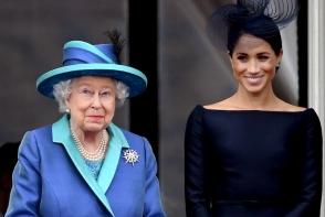 Reactia Reginei Elisabeta a II-a cand a aflat ca Meghan Markle e insarcinata. Ce se va schimba la palat? FOTO