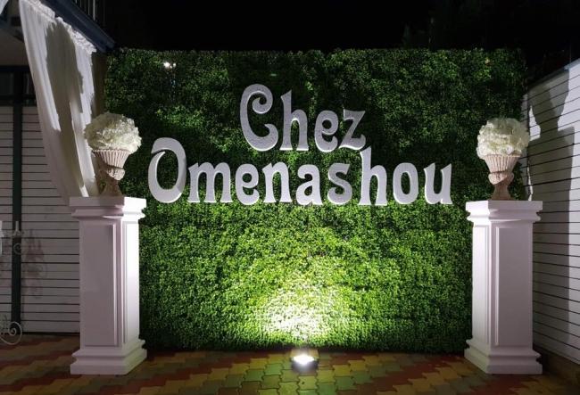 Adriana Ochisanu, Adrian Ursu, Corina si Costi Burlacu au facut chef si voie buna la deschiderea restaurantului Chez Omenashou din Paris, local condimentat cu aroma de Moldova - VIDEO