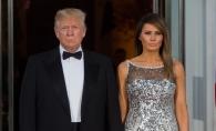 """Primele declaratii ale Melaniei, despre divortul de Donald Trump: """"Sunt cea mai hartuita persoana din lume.""""  - FOTO"""