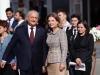 Mai ceva ca la defileu! Galina Dodon, sotia presedintelui, a schimbat doua tinute la intrevederile cu Erdogan - FOTO