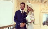 Katalina Rusu, cu ochii in lacrimi a vorbit despre casatoria ei: