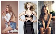 Modelele de la noi au incantat lumea cu frumusetea lor! Ele sunt cele mai cunoscute moldovence apreciate in intreaga lume - FOTO
