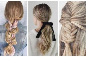 Fii stilata cu bani putini! 10 hairstyle-uri pe care trebuie sa le incerci toamna asta - FOTO