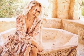 Olia Tira, asa cum rar o vezi! Senzuala, romantica si visatoare in noul videoclip