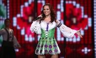 Nici nu te-ai fi gandit! Unde si-au creat Nelly Ciobanu pantofii pentru Eurovision? VIDEO