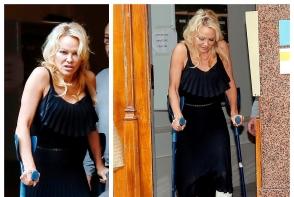 Pamela Anderson a ajuns in carje la 51 de ani! Ce a patit una dintre cele mai sexy femei din lume?