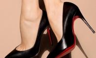 De la arma de razboi, la arma de seductie! Cine a purtat pentru prima data pantofii cu toc? VIDEO