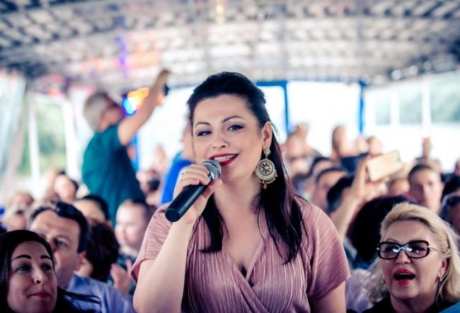 Geta Burlacu va interpreta piesele celebrei Maria Tanase! Afla unde o poti asculta - VIDEO