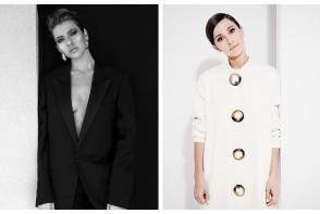Doua vedete, in acelasi model de rochie! Cui ii sta mai bine: Danei Rogoz sau Lidiei Buble? FOTO