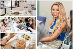 In vizita la Muzeul Frumusetii! Iata cum arata acesta si cum iti poti crea propriile produse cosmetice - VIDEO