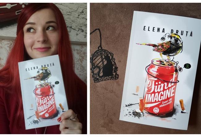 "Se pot castiga bani din blogurile literare? Scriitoarea Elena Druta iti prezinta o ""altfel"" de realitate - VIDEO"