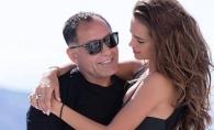 La multi ani pentru Xenia Deli! Modelul a avut parte de o surpriza romantica organizata de sotul ei - FOTO
