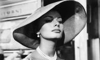 Sophia Loren, cu decolteul la vedere la 84 de ani. Vezi cum arata legendara actrita - FOTO