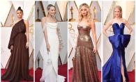 Aparitii spectaculoase pe covorul rosu! Iata celebritatile care au uimit cu tinutele lor - VIDEO