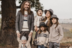 Sedinta foto emotionanta! Vezi cum a imortalizat fotografa Marianna Petrenko ultima toamna petrecuta de familia sa in Moldova - VIDEO