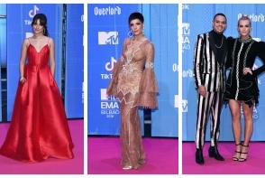 MTV EMA 2018 - cele mai hot tinute de pe covorul rosu! Vezi care sunt vedetele care au participat aseara la decernare - FOTO