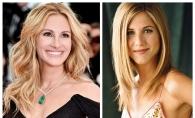 Salariile fabuloase pe care le primesc Jennifer Aniston si Julia Roberts pentru noile lor roluri TV - FOTO