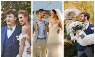 Nunti de vedete: afla ce staruri din showbizul autohton au mers la altar in 2018 - FOTO
