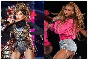 Pe Anna Lesko si Beyonce le uneste ceva mai mult decat muzica! Ce au in comun artistele? FOTO