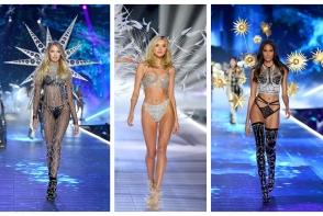 Victoria's Secret Fashion Show 2018, un spectacol incendiar! Toate imaginile pe care vrei sa le vezi - FOTO