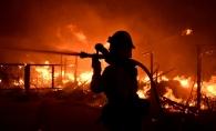 Hollywoodul este in flacari! Ce vedete au fost evacuate din propriile case din cauza incendiului din California? FOTO