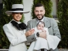 Petrecere cu dichis! Adelina Pestritu a organizat un botez de 5 stele pentru fiica sa - FOTO
