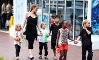 Cum arata Vivienne, fiica cea mica a Angelinei Jolie? Imaginile cu ea au starnit un val de reactii negative - FOTO
