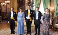 Carmen Iohannis, lady in red la aniversarea Printului Charles. Iata cat de superba a fost Prima Doamna a Romaniei - FOTO